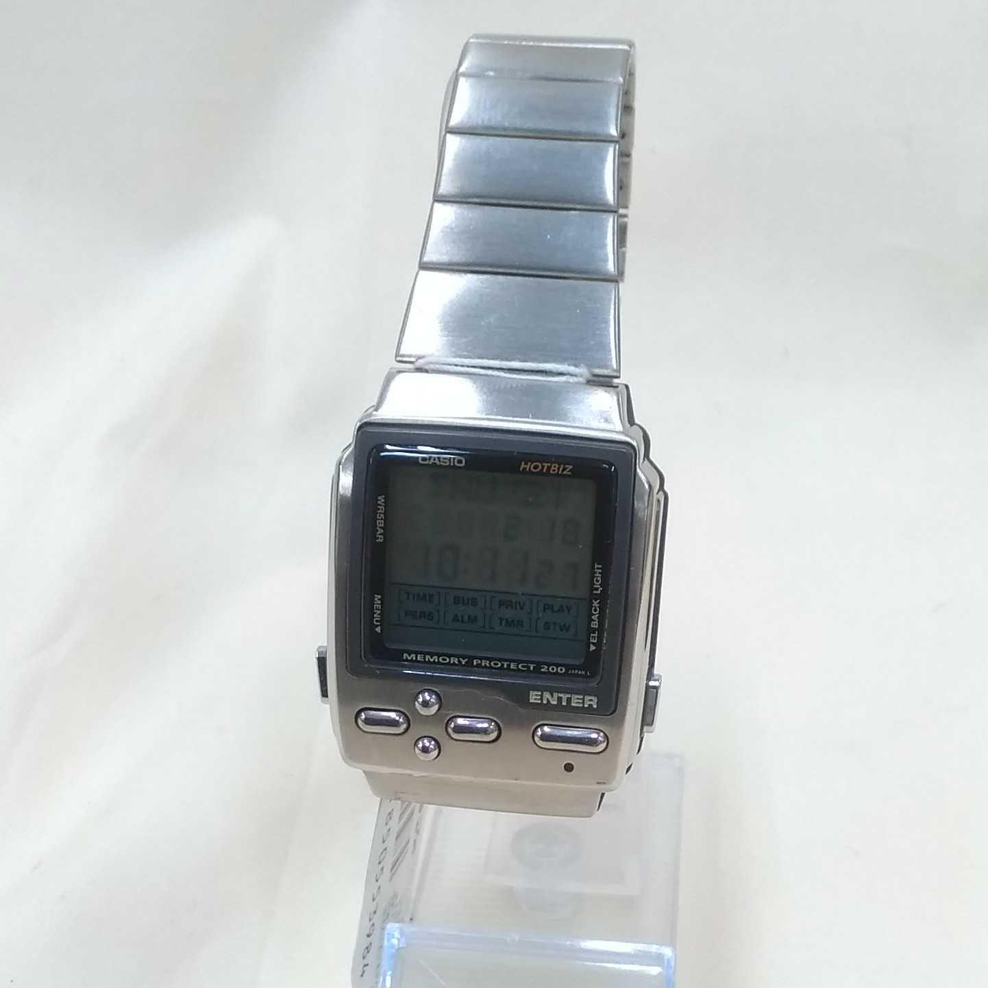 腕時計 HOTBIZ CASIO