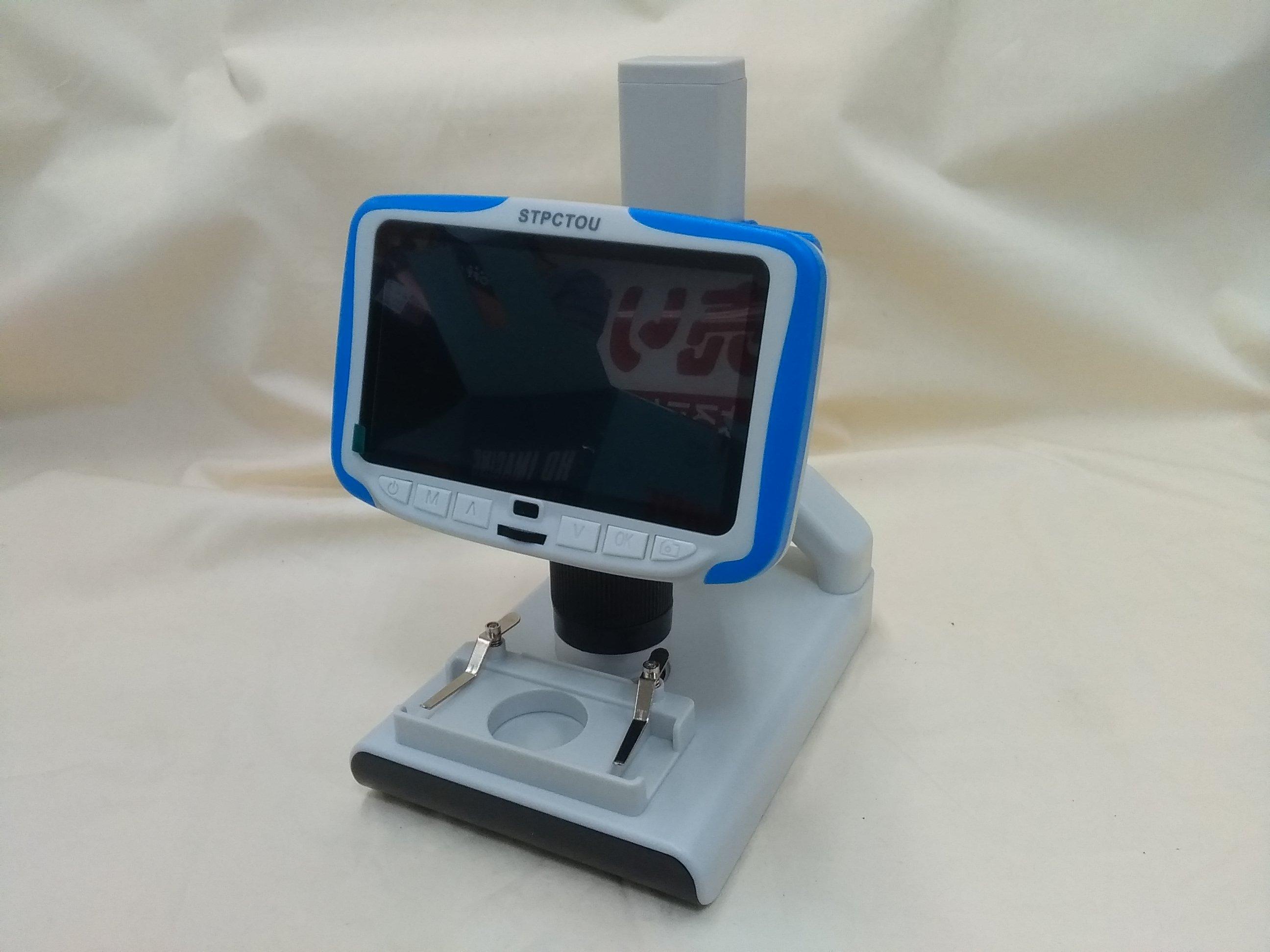 LCDデジタル顕微鏡 5インチFHD STPCTOU