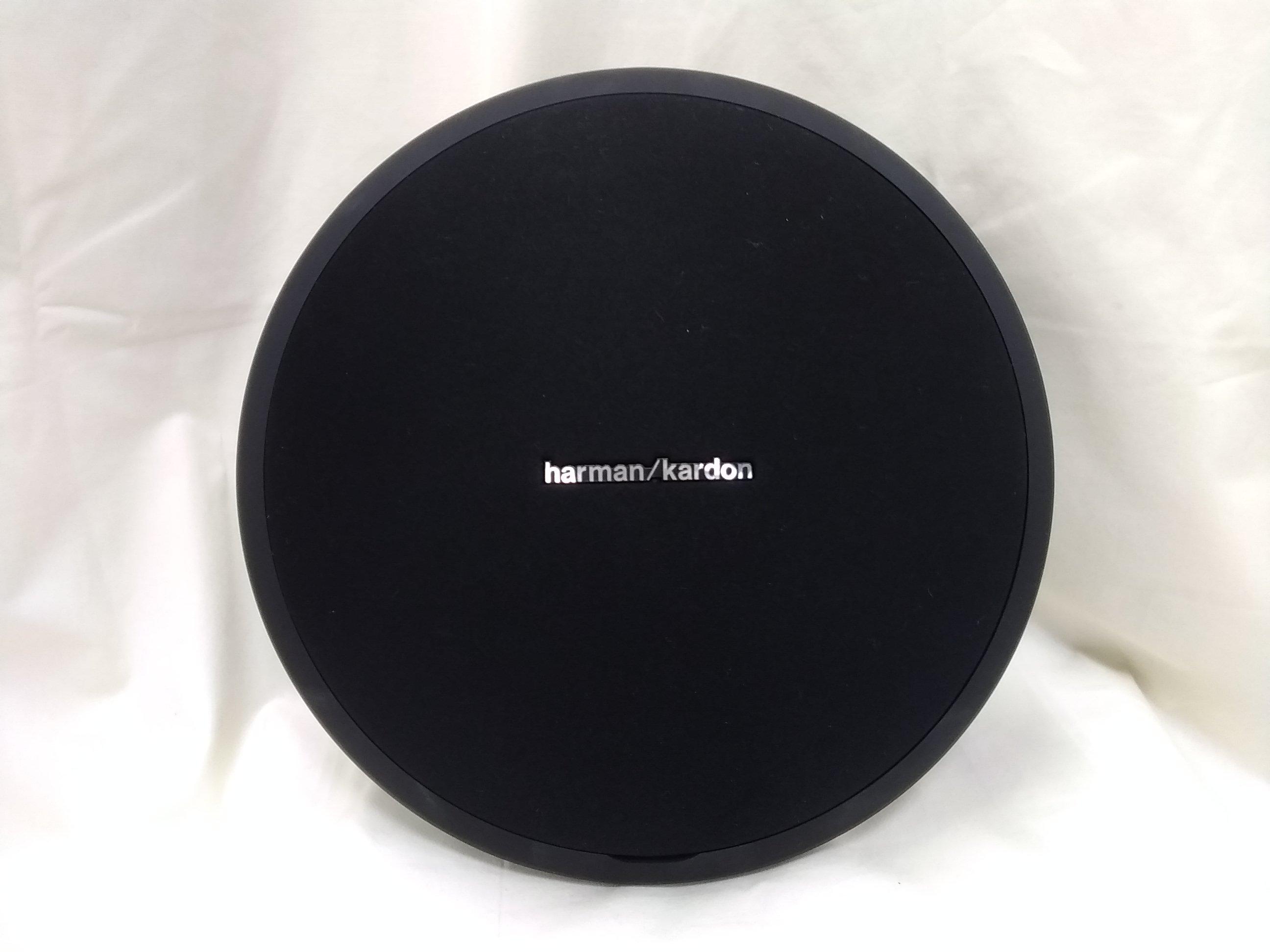 BLUETOOTH ワイヤレススピーカー HAMAN/KARBON