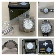 クォーツ・アナログ腕時計(レディース)|FOSSIL