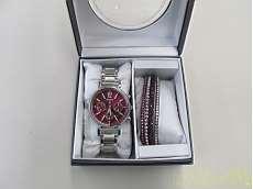 ルキア ソーラー式腕時計