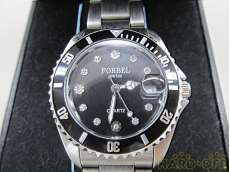 クォーツ・アナログ腕時計|FORBEL