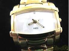 クォーツ・アナログ腕時計|INED
