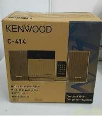 【未使用品】コンパクトHi-Fi C-414|KENWOOD