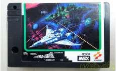 MSXソフト グラディウス2|KONAMI