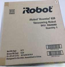 【未開封】ルンバ628|iRobot