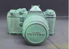 カメラ型貯金箱 PENTAX