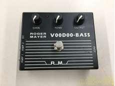 エフェクター VooDoo-BASS|ROGER MAYER