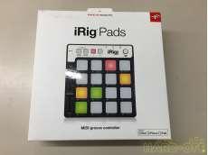 【未開封】MIDIパッド・コントローラー iRigPads|IK Multimedia