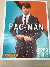 パックマンスーツセット|OPPO SUITS
