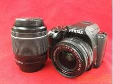 デジタル一眼レフカメラ K-S2 ダブルズームキット|PENTAX