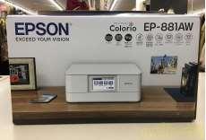 【未使用】プリンタ EP-881AW|EPSON