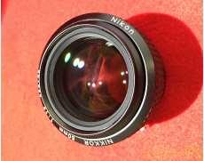 ニコン用標準・中望遠単焦点レンズ