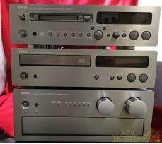 ミニコンポ AX-9/CDX-9/MDX-9