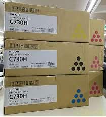 RICOH C730H 純正トナー4色6本セット|RICOH