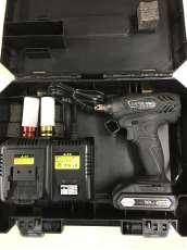 18V充電式インパクトレンチ IW-180LiA|EARTH MAN