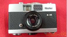 コンパクトカメラ|ROLLEI