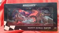 RC21V加藤大治郎MotoGP2003|ミニチャンプス