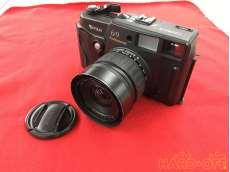中判フィルムカメラ GSW690Ⅲ|FUJIFILM
