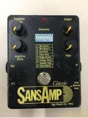 エフェクター SANSAMP Classic|TECH21