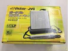 【未使用】MDレコーダー XM-B22P|VICTOR