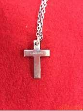 スカル十字架ネックレス|MONROE