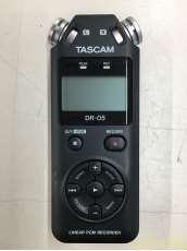 PCMレコーダー DR-05|TASCAM