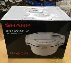 【未開封】水なし自動料理鍋|SHARP