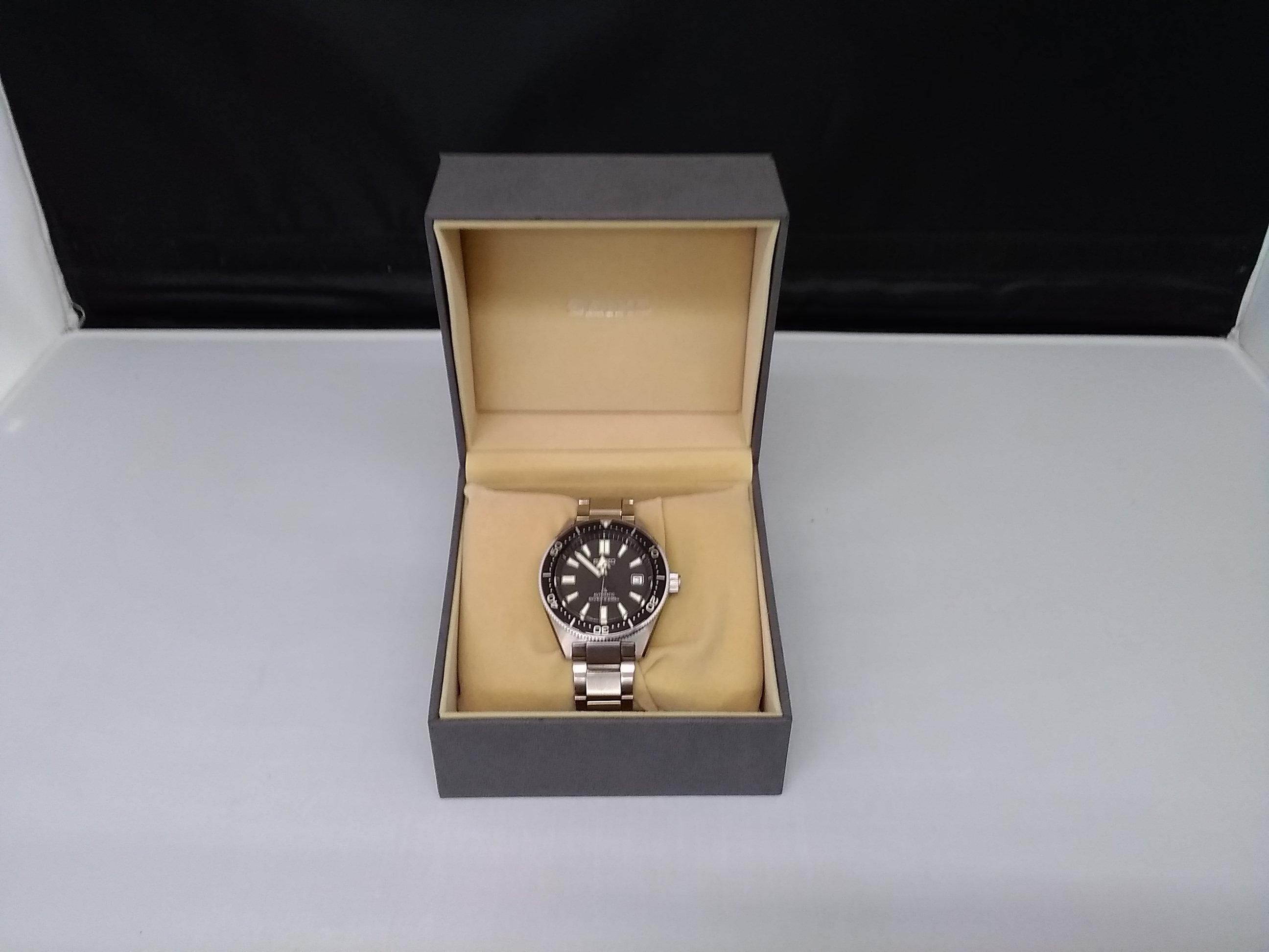 【未使用美品!!!】腕時計|SEIKO