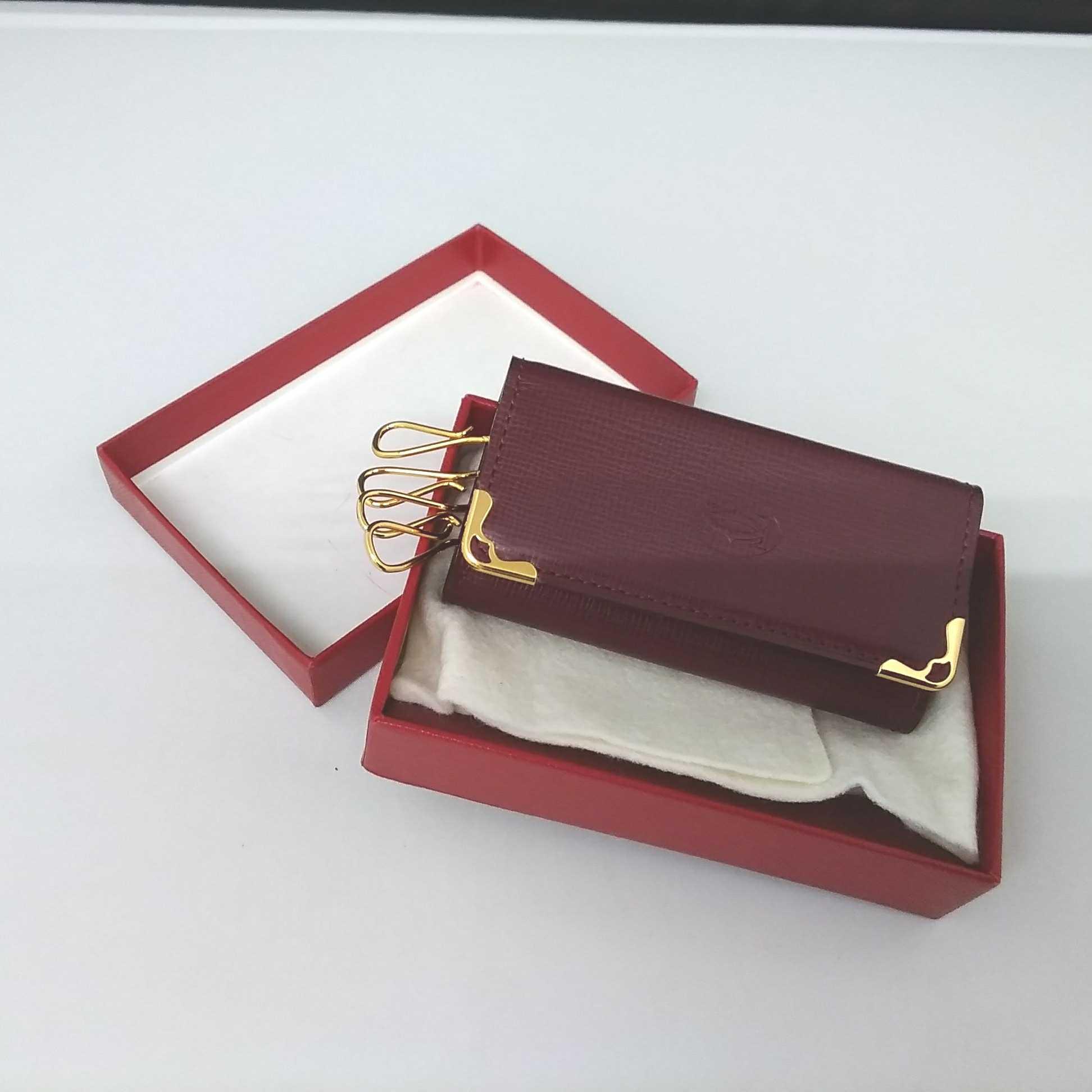 【美品】Cartier 三連キーケース|CARTIER
