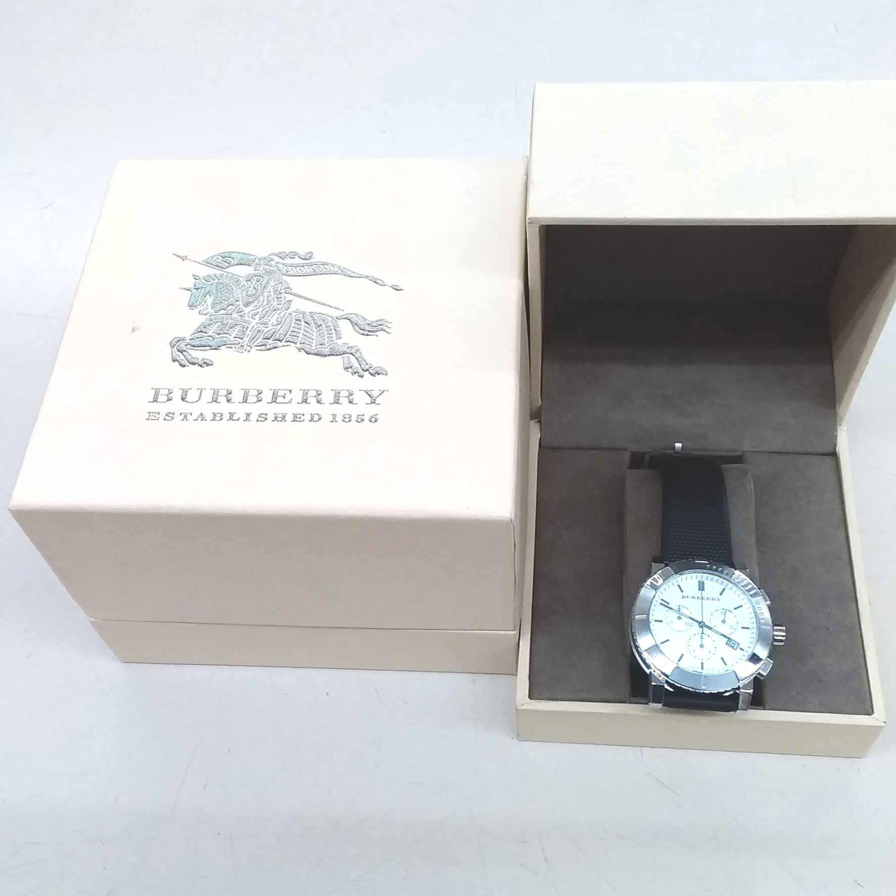 紳士腕時計|BURBERRY