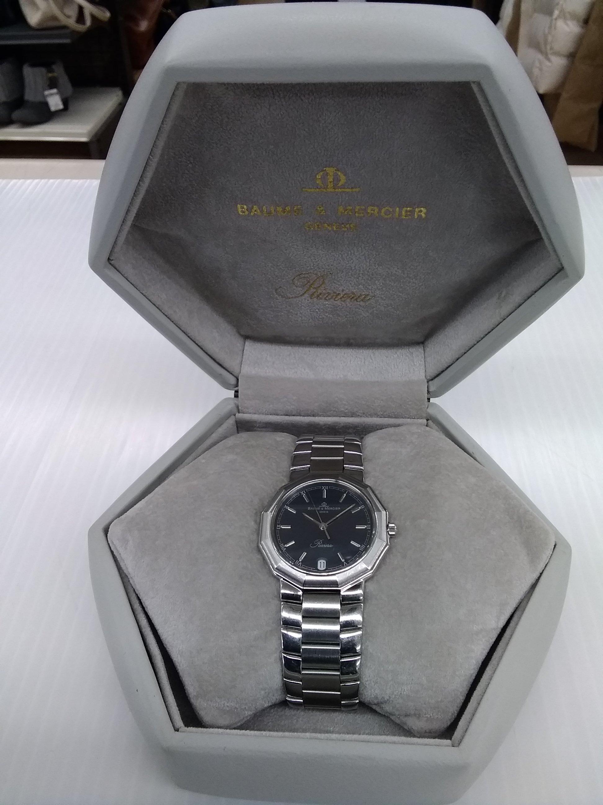 ●腕時計|BAUME&MERCIER