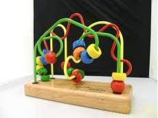 木のおもちゃ・積み木 BORNELUND
