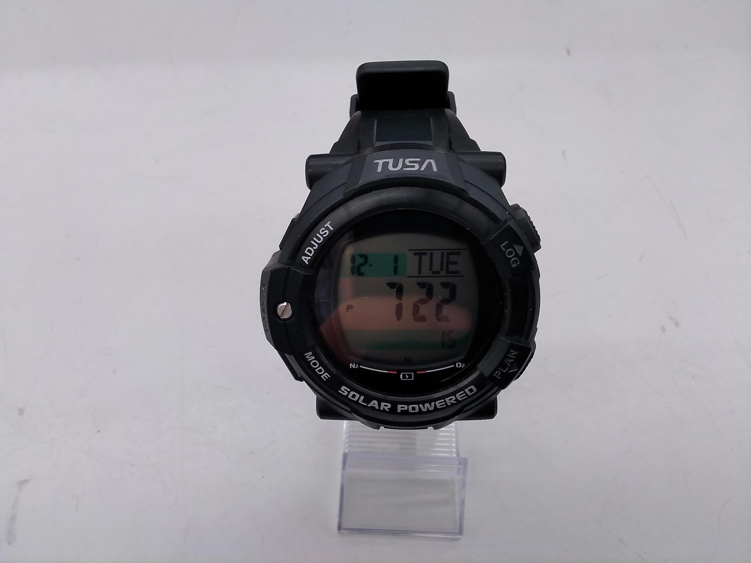 クォーツ・デジタル腕時計 TUSA