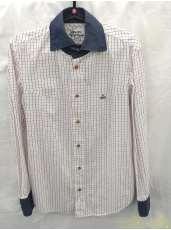 ワンポイントチェックシャツ|VIVIENNE WESTWOOD MAN