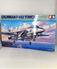 グラマン F-14D トムキャット プラモデル|TAMIYA