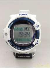 ソーラー電波時計|TUSA