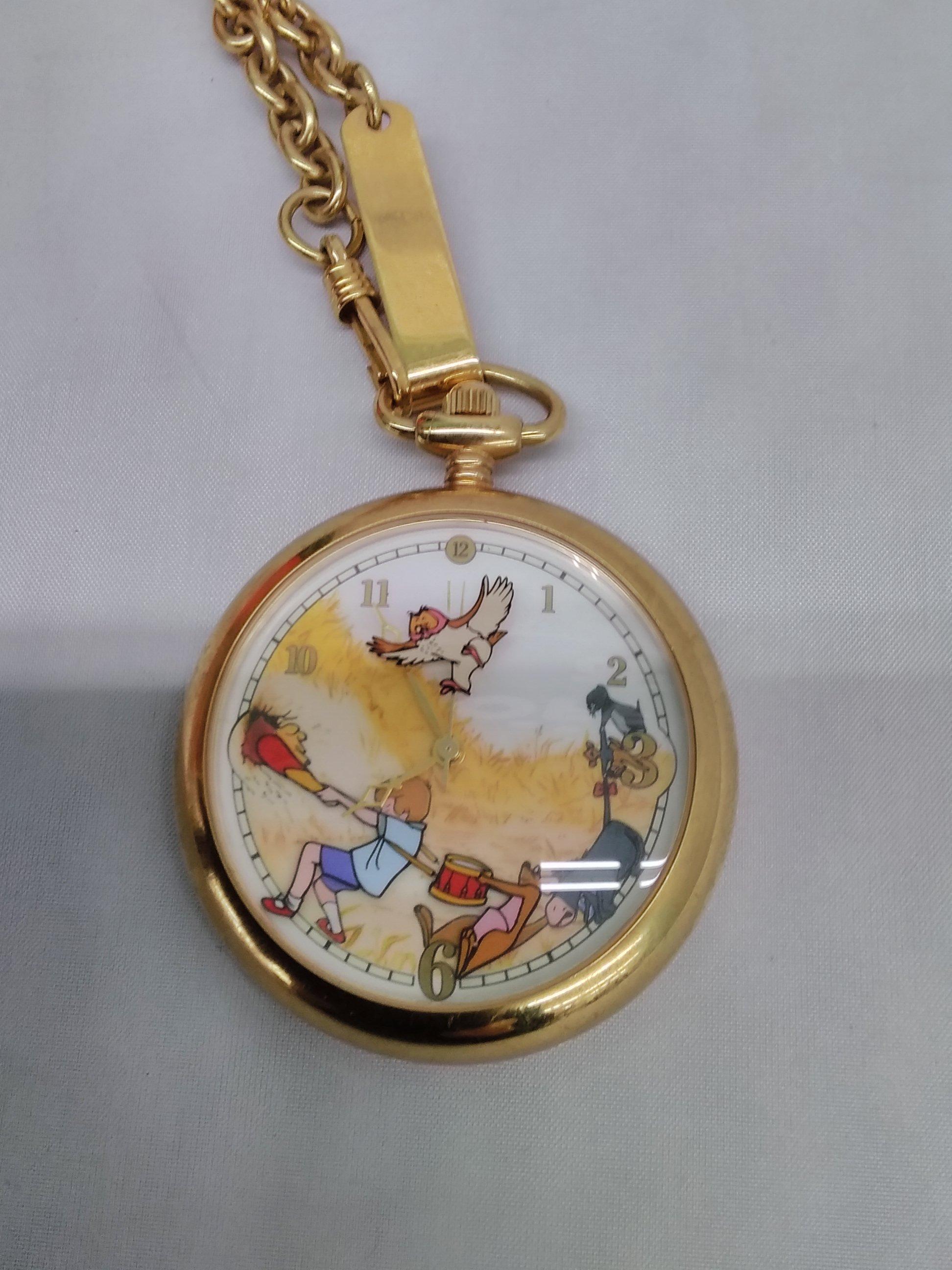 懐中時計|FOSSIL