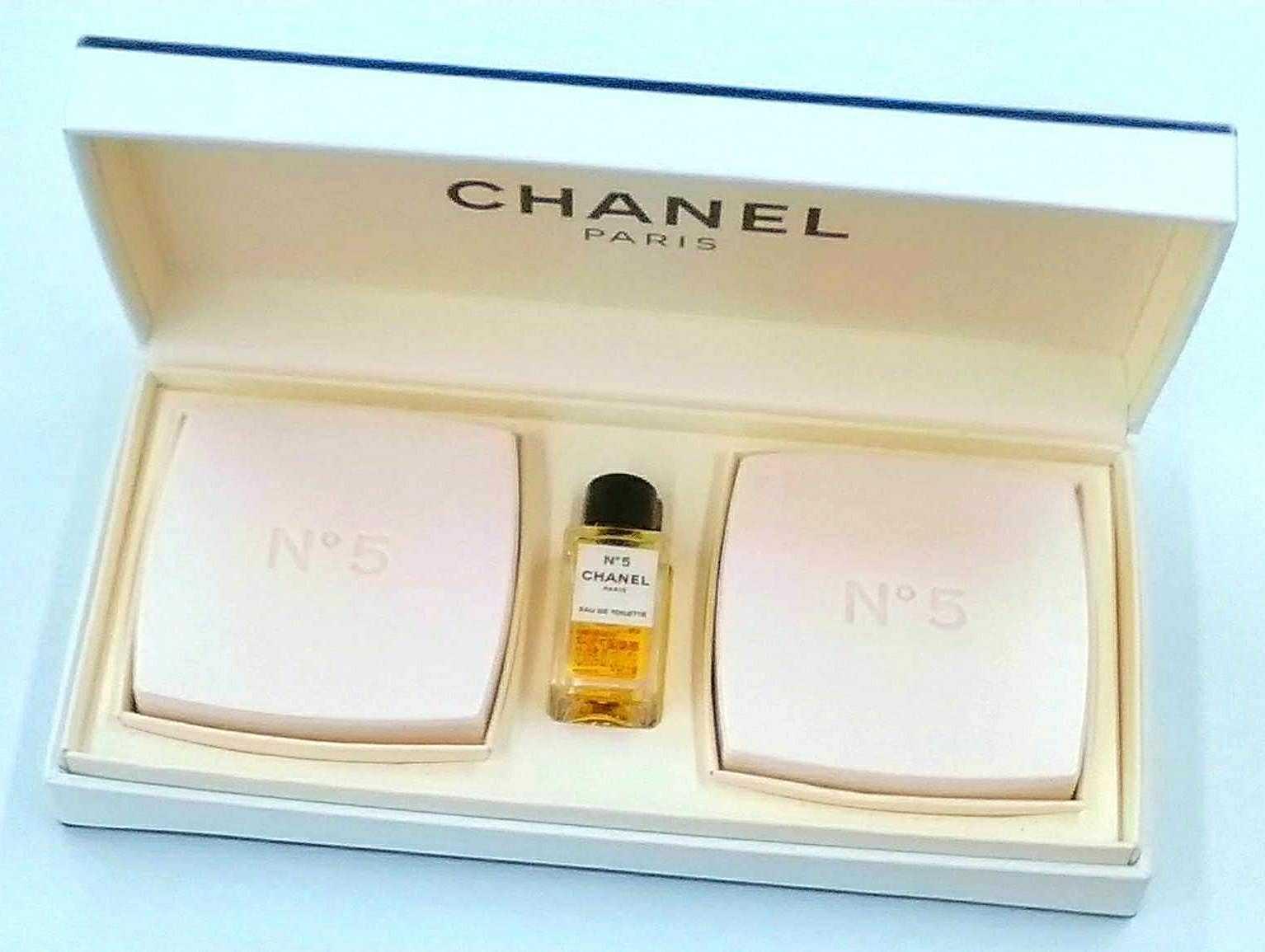 ソープ&香水セット|CHANEL
