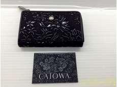 ウィメンズ小銭入れ(CATOWA) 印傳屋
