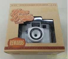 トイカメラ HOLGA DIGITAL WHITE|HOLGA