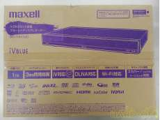 iVDRスロット搭載ブルーレイレコーダ|HITACHI MAXELL