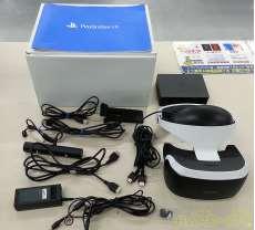 PLAYSTATION4 VRヘッドセット&モーションコントローラー SONY