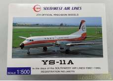 1/500 サウスウエスト航空 YS-11A JA8775|JTA商事