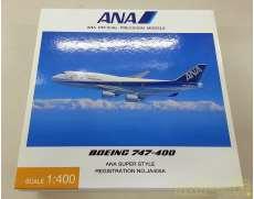 1/400  B747-400 JA405A 全日空商事