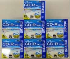 CD-R セット|HITACHI MAXELL