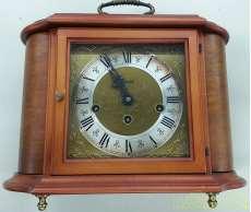 ゼンマイ式置き時計 