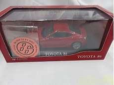 86GT ミニカー(非売品)