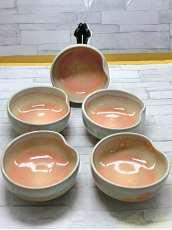 小鉢5客|萩焼