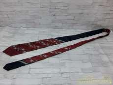 絣のネクタイ|絣